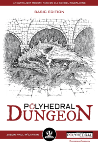 Polyhedral Dungeon Cover