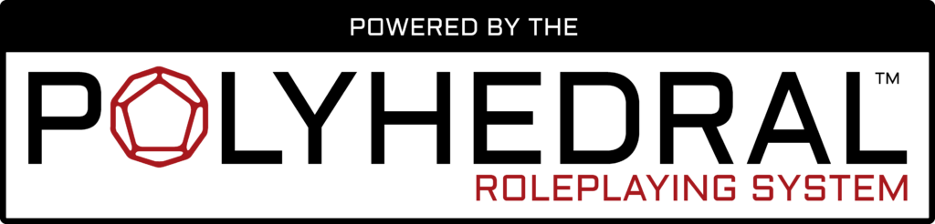 Polyhedral Powered By The Polyhedral Logo