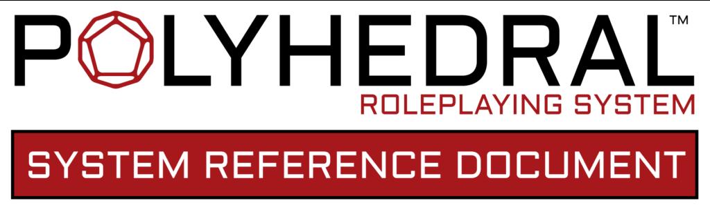 Polyhedral Dungeon SRD Logo