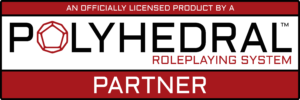 Polyhedral Roleplaying System License Partner Logo