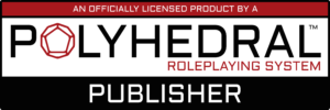 Polyhedral Roleplaying System License Publisher Logo